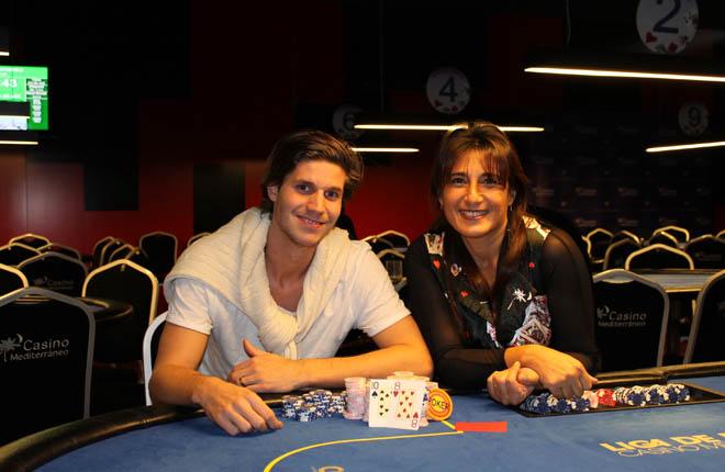 Liga de poker casino mediterraneo certified gambling counselor illinois