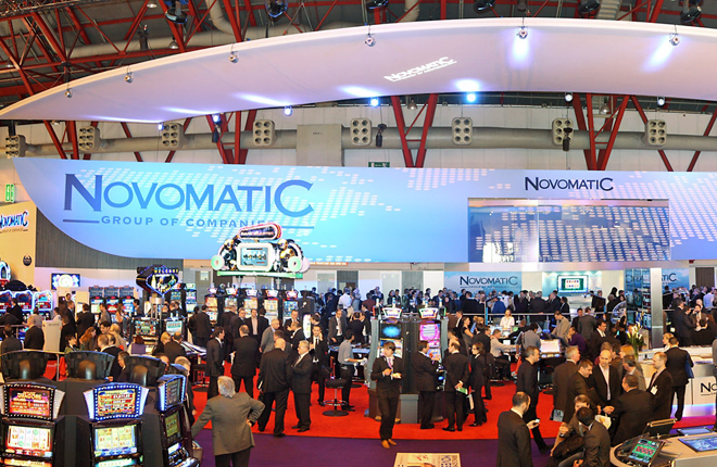 Novomatic dispone de una completa gama de nuevos productos para 2011