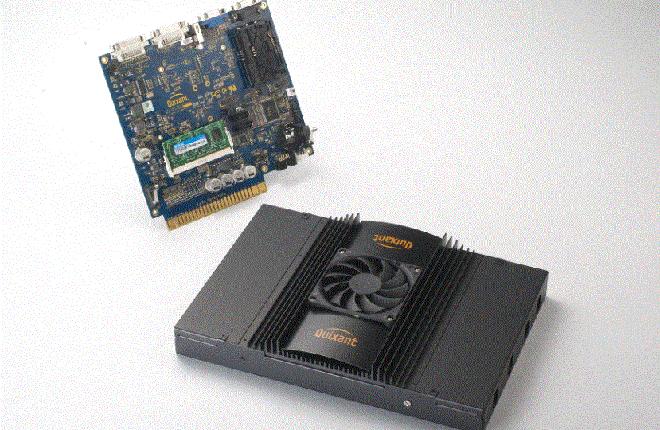 Quixant mostrará un anticipo de la tercera generación AMD Fusion Technology en  la feria ICE