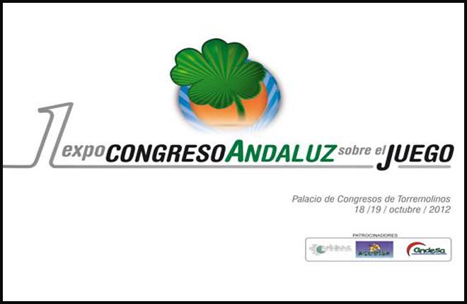 Programa del I Expo Congreso Andaluz sobre el Juego