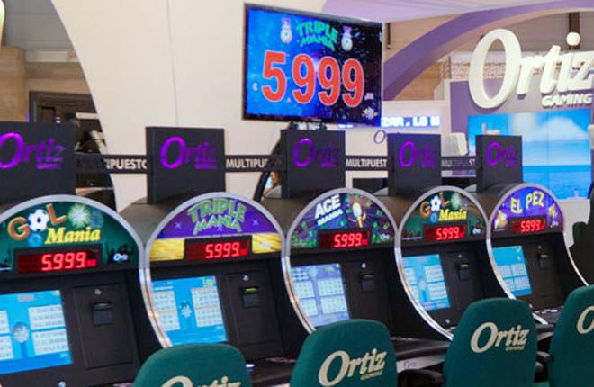 Ortiz Gaming instala sus video bingo en el salón de juegos Dalí de Málaga