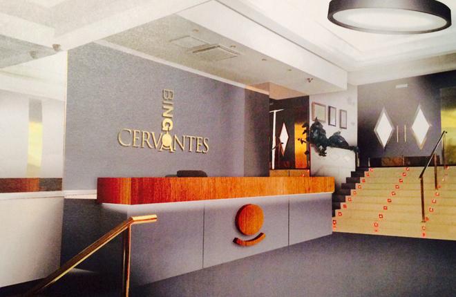 El Bingo Cervantes, de Oviedo, renueva sus instalaciones