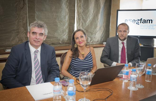 ASESFAM nace para impulsar el sector de la fabricación de máquinas recreativas para hostelería