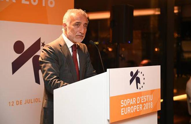 El presidente de EUROPER llama al consenso entre las empresas para pactar una agenda que determine el futuro de la máquina recreativa