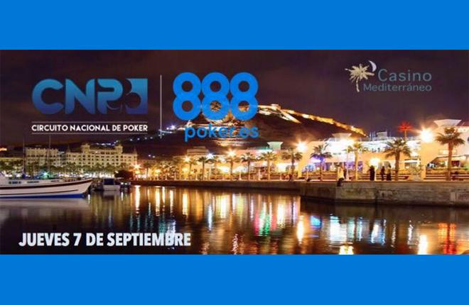 Alicante acogerá la cuarta etapa del CNP888