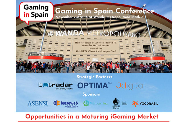 Gaming in Spain Conference