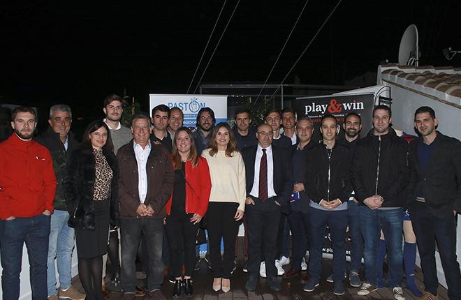 Salones Play&Win y Pastón con el deporte