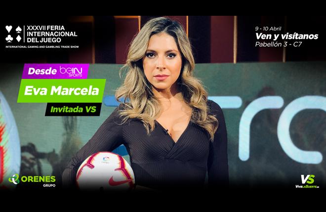 "Grupo Orenes ""ficha"" a la estrella televisiva Eva Marcela"