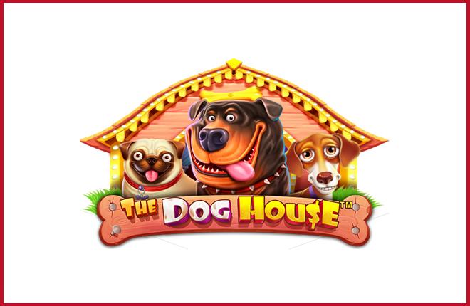 "PRAGMATIC PLAY LANZA ""THE DOG HOUSE"""