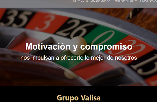 El Grupo Valisa renueva su web