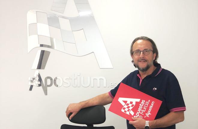 Tomás J. Marco se incorpora a Apuestas de Murcia como subdirector general del grupo Murciapuesta