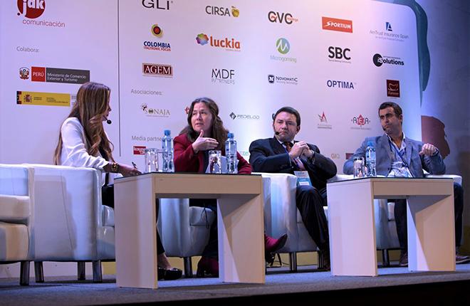12 entes reguladores se reunieron en Lima para celebrar la Cumbre Iberoamericana del Juego