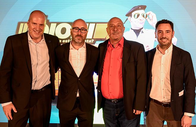 MGA Games da el golpe del año con El Dioni y las Spanish Celebrities