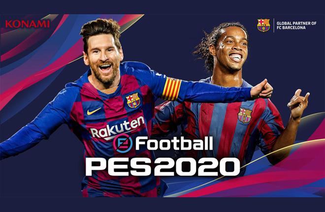 El Barça renueva su acuerdo de patrocinio con Konami