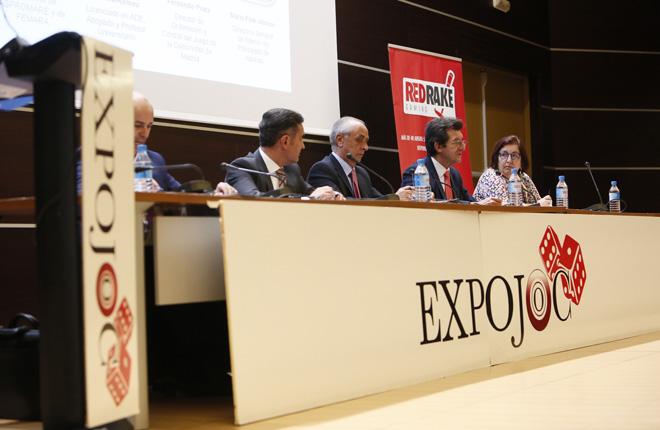 EXPOSICIÓN COMERCIAL, MESAS DEBATE Y TALLERES, ASPECTOS CLAVE EN EL ÉXITO DE EXPOJOC 2019