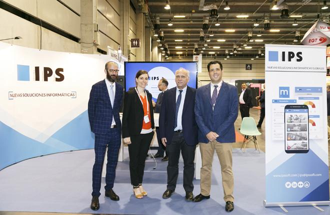 GRAN EXPERIENCIA DE IPS EN EXPOJOC 2019