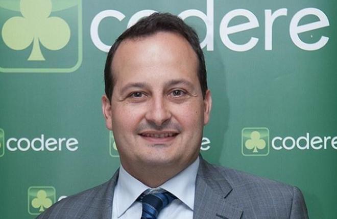 Ángel Corzo, director financiero de CODERE, entre los 100 mejores CFOs de España