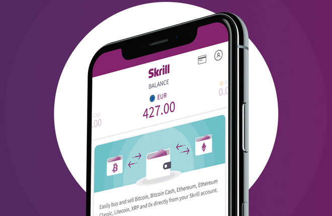 ZenSports integra la billetera digital de Skrill