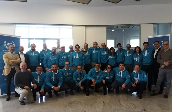 TESA ASSA ABLOY reunió a los empleados participantes del programa IBERIA MTP
