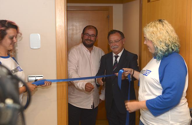 Galería de imágenes de la inauguración de las oficinas de Mondobets en Ceuta
