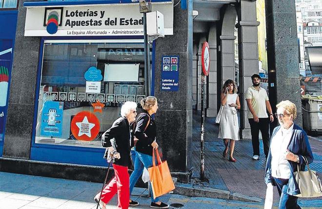 Sospechan que el lotero de San Agustín entregó un premio de tres euros a la víctima y ocultó el millonario