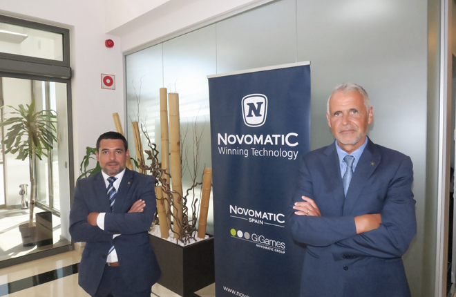 NOVOMATIC GAMING SPAIN ORGULLOSA DE LA INSTALACIÓN DE SUS 4.000 MÁQUINAS ADMIRAL