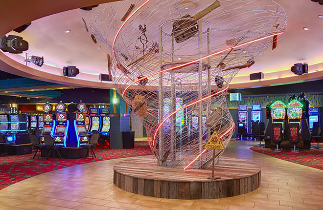 Scientific Games y Oneida Indian Nation lanzan apuestas deportivas en el casino Yellow Brick Road