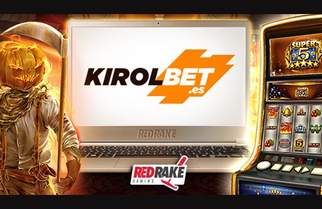Red Rake Gaming continúa su expansión en España a través del Grupo KIROL