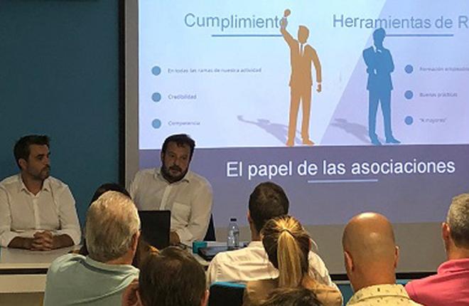 Éxito de la jornada de SAREIBA sobre responsabilidad social del juego con la presencia de Juan Lacarra