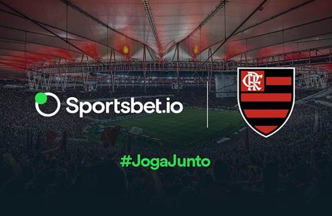 Sportsbet.io se convertirá en el nuevo patrocinador del Flamengo