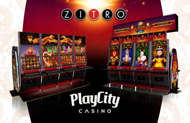 PlayCity y Zitro, una colaboración que se consolida