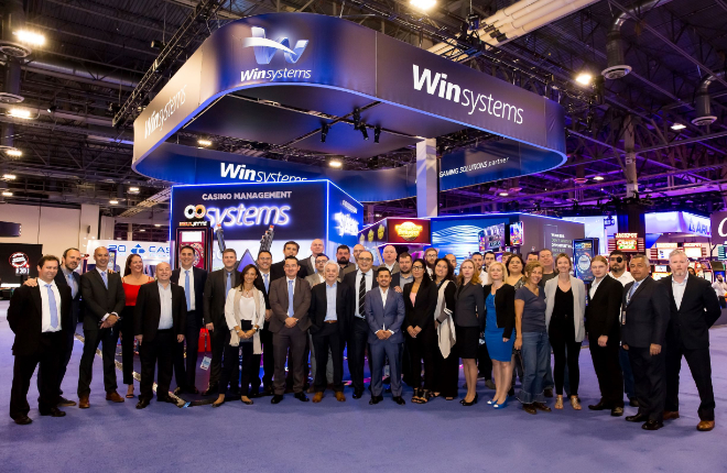 Galería de fotos del éxito colosal de Win Systems en G2E