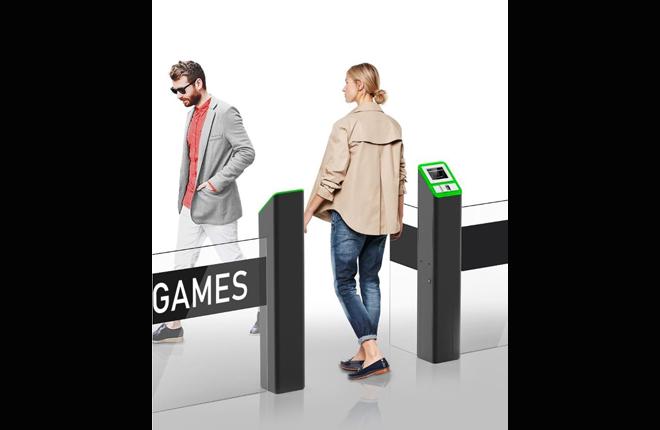 La cadena de salones de juego Golden Numbers del Grupo Sanar Trade confía en el sistema de control de accesos MGA Access Bio