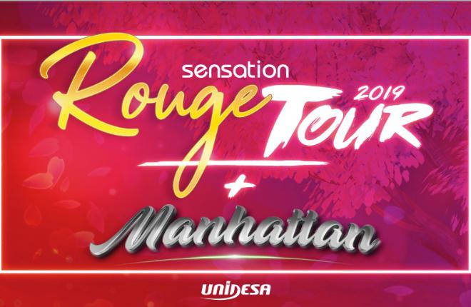 Sensation Rouge Tour de Unidesa llega a Vitoria
