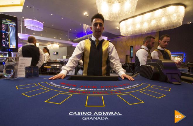 Así es el Casino Admiral Granada