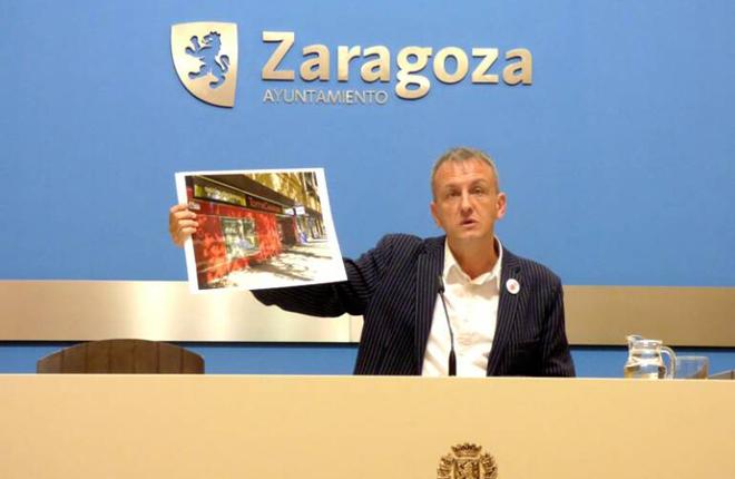 """ZARAGOZA: Podemos-Equo declara al juego como un """"problema de inseguridad ciudadana"""""""