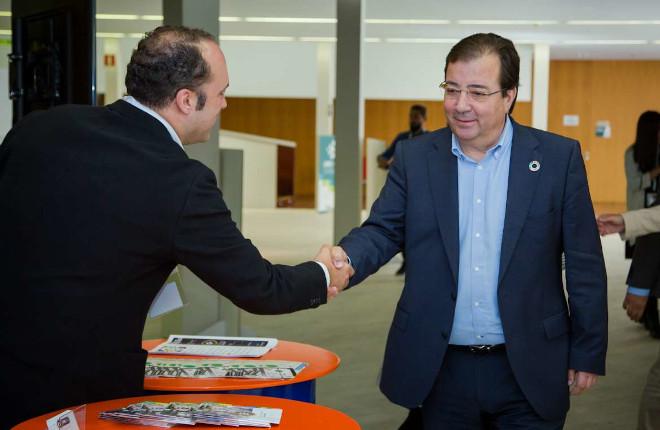 EXTREMADURA: Fernández Vara anuncia un aumento de los impuestos al juego