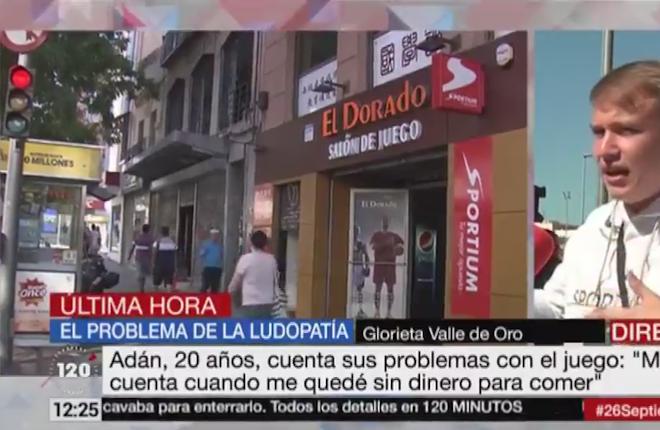 ¿Casualidades catódicas?: El joven que denunciaba en Telemadrid la proliferación de salones está vinculado a Podemos, el mayor agresor político contra el sector