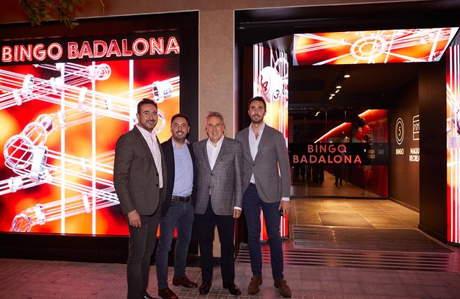 Grup Binelde y MGA, un proyecto común para el espectacular Bingo Badalona
