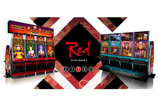 Las novedades mundiales de Zitro, Illusion y Allure, en Red Casino