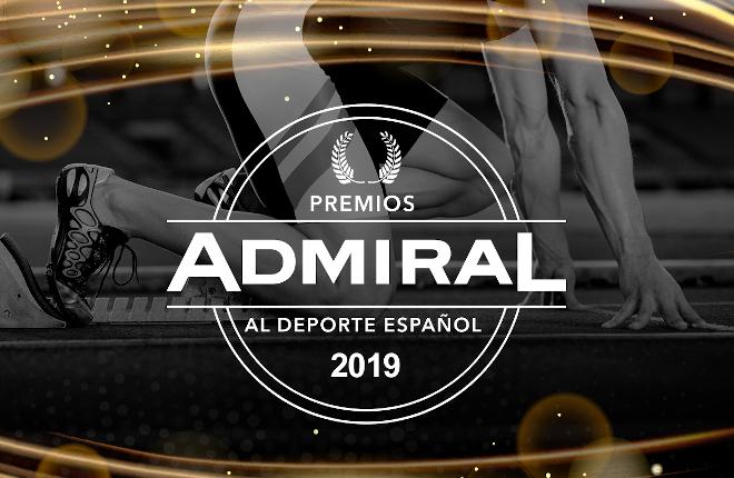 Convocada la segunda edición de los Premios Admiral al Deporte Español