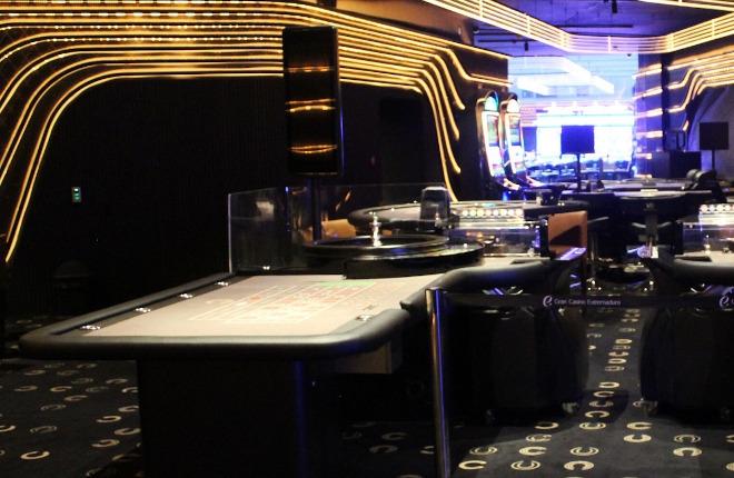 Orenes invierte 4,5 millones de euros en la remodelación del Gran Casino Extremadura