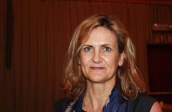 Natalia Caba muy bien valorada por el juego de Cataluña a pesar de la parálisis sectorial
