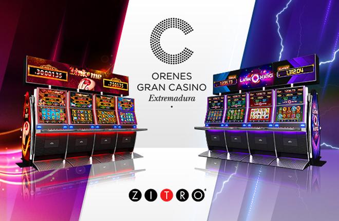 Link King y Link Me brillan con luz propia en la reinauguración del Gran Casino de Extremadura