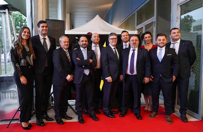 Las mejores fotos de la nueva delegación de Merkur Dosniha en Málaga
