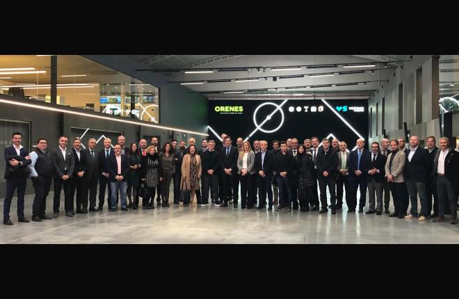 La Asociación de Directivos de la Región de Murcia visita la sede de Orenes Grupo