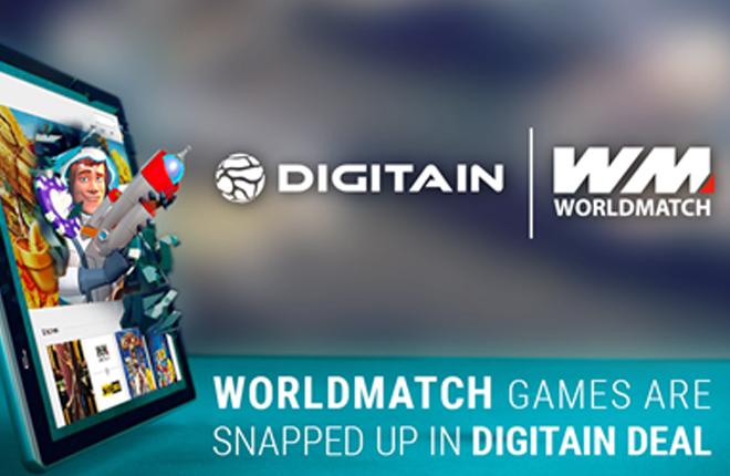 Digitain firma un acuerdo con WorldMatch