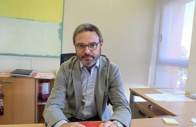 """Miquel Piñol: """"Tenemos previsto que en lo que queda de año podamos cubrir las inspecciones de los controles de acceso de Mallorca, Menorca, Eivissa y también Formentera"""""""