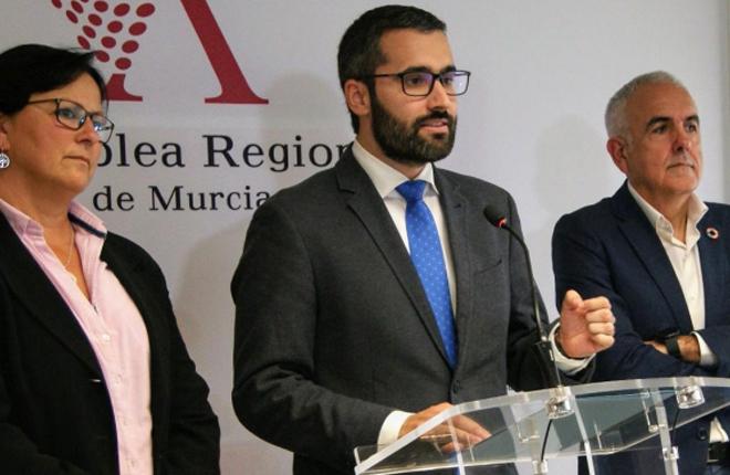 El PSOE de la Región de Murcia quiere cero bonificaciones fiscales para el juego en los Presupuestos de 2020