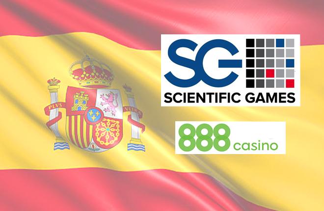 Scientific Games mejora significativamente su presencia en España con 888